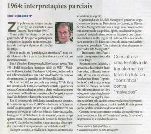 Artigo ZH 1964