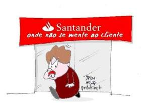Santander charge