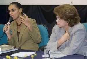 Marina e Dilma