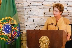 Dilma bronca