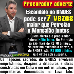 Procurador adverte