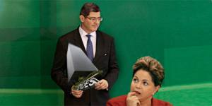 dilma com levy