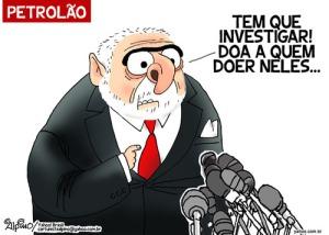 Lula investigação